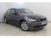 2006 55 BMW 3 SERIES 2.0 320I SE 4DR AUTOMATIC 148 BHP
