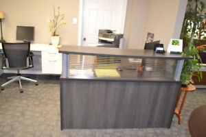 Reception Desks Small and Large Units