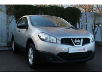 Nissan Qashqai 1.6dCi ( s/s ) 2WD Visia 2014