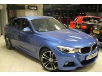 2014 14 BMW 3 SERIES 2.0 318D M SPORT GRAN TURISMO 5D 141 BHP DIESEL