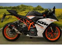 KTM RC390 2016**ABS, DIGITAL DISPLAY, SHIFT INDICATION LIGHT**