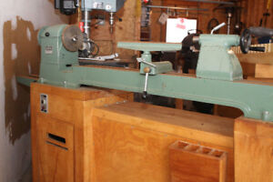 General Model 160 Wood Lathe