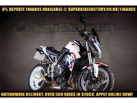 2012 12 HONDA CB1000R 1000CC 0% DEPOSIT FINANCE AVAILABLE