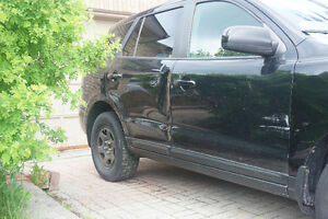 selling part of 2007 Hyundai Santa Fe SUV, Crossover