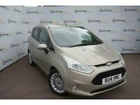 2014 Ford B MAX 1.0 EcoBoost Titanium 5dr **INDEPENDENTLY AA INSPECTED** 5 do...