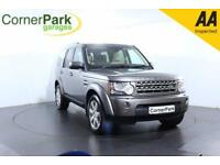 2010 LAND ROVER DISCOVERY 4 SDV6 XS ESTATE DIESEL