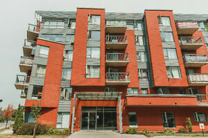 3 1/2 condo in NDG with parking