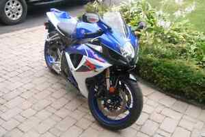 Super clean Gsxr600 2007  only 1300 km