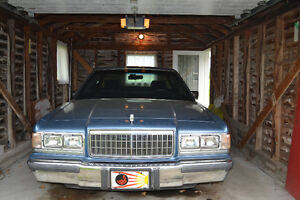 1988 Ford Grand Marquis Berline