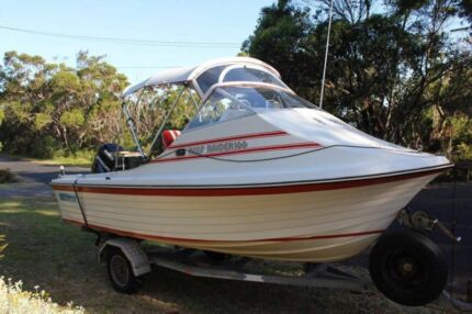 Cruise Craft Reef Raider Macmasters Beach Gosford Area Preview