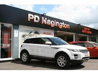 2012 LAND ROVER RANGE ROVER EVOQUE 2.2 eD4 Pure [Tech Pack] 2WD
