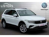 2021 Volkswagen TIGUAN ESTATE 1.5 TSI Life 5dr SUV Petrol Manual