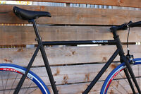 Awesome custom fixie/Single speed bike with lots of extras