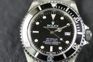 Top Money Paid For High End Watches Rolex,Omega,Cartier etc