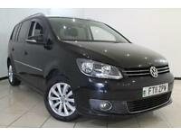 2011 11 VOLKSWAGEN TOURAN 2.0 SPORT TDI BLUEMOTION TECHNOLOGY 5DR 138 BHP DIESEL