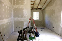 Drywall & Framing Installation & Repair
