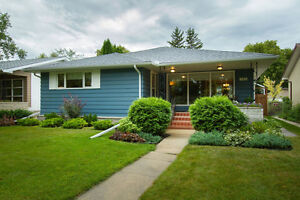 NEW TO MARKET: LARGE RIVER HEIGHTS BUNGALOW: FULLY UPDATED