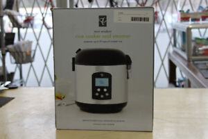 **PC** Mini Wisdom Rice Cooker and Steamer - 15573