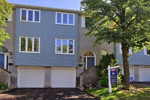 Spacious and Updated townhouse awaits!
