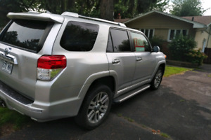 Toyota 4runner limited ,7passagers ( tres rare)