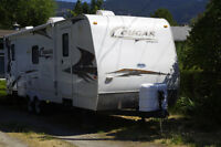 27' Keystone Cougar Trailer - Polar Package
