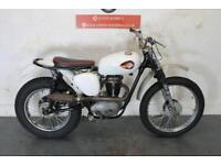 1964 BSA C15 TRAILS BIKE. OVER 2.5K RECENTLY SPENT ON IT AT OUR SHOP.