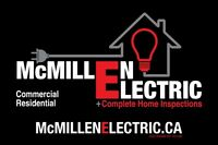 Electrician serving Owen Sound and surrounding areas