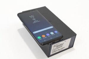 Magnifique Samsung Galaxie S8+ avec boite et accessoire 599,95$