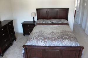 Master bedrm with private washroom and closet for rent-Kanata N