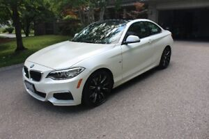 """2015 BMW 2-Series M235i xDrive Coupe, 19-Inch Rims, """"Wrapped""""!"""