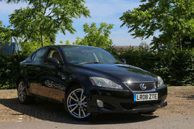 2008 Lexus IS 220d 2.2TD ( sr ) ( Multimedia ) Sport
