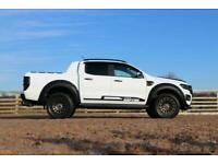 2017 Ford Ranger Seeker Raptor T7 Pick Up Double Cab Wildtrak 3.2 TDCi Auto With