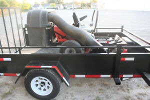 5000 $      NEW   10by6ft utility trailer +zero turn