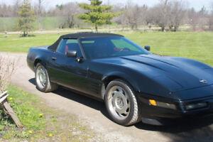 Original 1991 Corvette