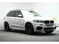 2015 65 BMW X5 *PANORAMIC ROOF* 3.0 XDRIVE30D M SPORT 5D 255 BHP DIESEL