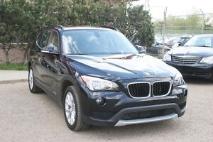2014 BMW X1 AWD, Leather, Sunroof