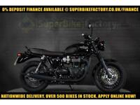 2016 66 TRIUMPH BONNEVILLE 1200 T120 1200CC 0% DEPOSIT FINANCE AVAILABLE