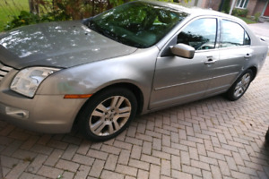 09 Ford Fusion SEL leather roof automatic