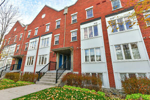 Must See! 2bd townhome in South Riverdale/Riverside w/parking