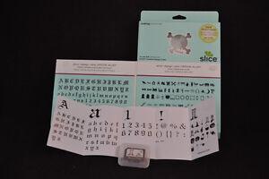 2 slice design cards in original packages.. $50/ both