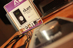 Apogee Duet for iPad & Mac (2-In/4-Out USB Interface for Mac)