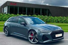 image for 2021 Audi A6 RS 6 Avant Vorsprung   600 PS tiptronic Estate Petrol Automatic