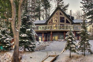 LARGE PARRY SOUND COTTAGE AVAILABLE THIS FALL