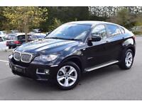 2012 62 BMW X6 3.0 XDRIVE40D 4D AUTO 302 BHP DIESEL
