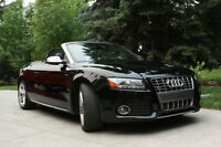 Immaculate 2011 Audi S5 Convertible