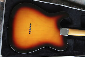 1989 62 REISSUE TELECASTER  MADE IN JAPAN West Island Greater Montréal image 4