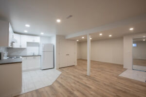 Brand New!!! 2 BR Basement Suite in East Hill