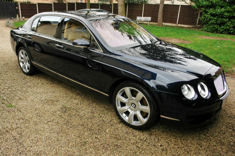 2007 Bentley Continental 60 Auto Flying Spur Just Serviced 012018