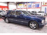 2000 BENTLEY ARNAGE 6.8 RED LABEL 4D AUTO 401 BHP