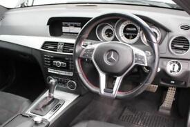 2012 MERCEDES-BENZ C CLASS C250 CDI BlueEFFICIENCY AMG Sport Plus 2dr Auto
